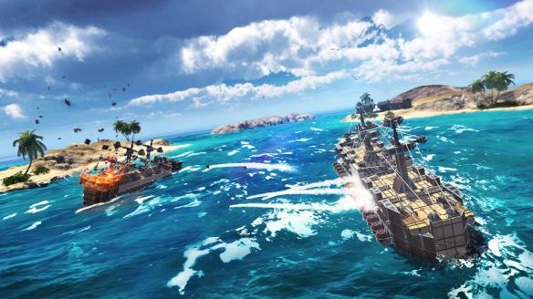 《沉浮》游戏截图