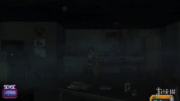 《不祥的预感》游戏截图