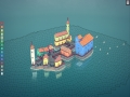《Townscaper》游戏截图-2小图