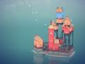《Townscaper》游戏截图-5小图