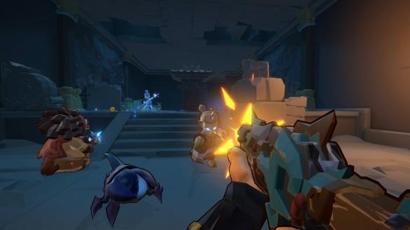 《【二号站公司】Roguelite元素第一人称射击游戏《枪火重生》专题上线》