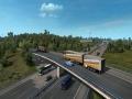 《欧洲卡车模拟2》游戏壁纸-4