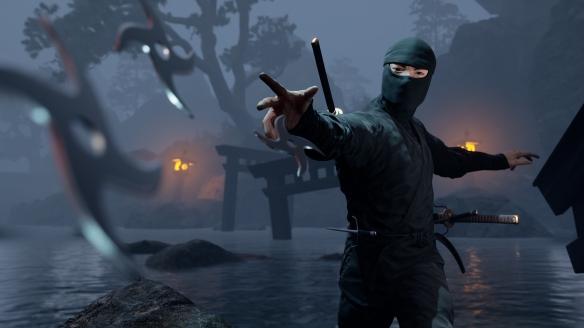 《忍者模拟器》游戏截图