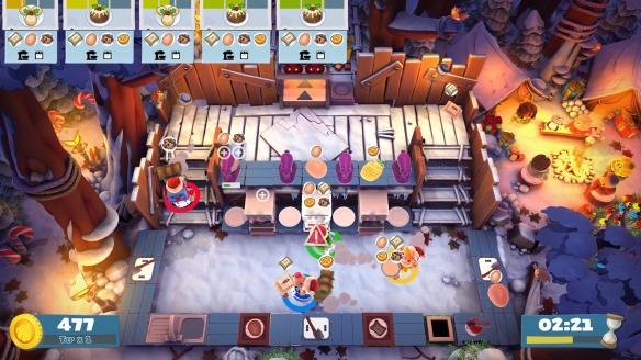 《胡闹厨房》游戏截图-2