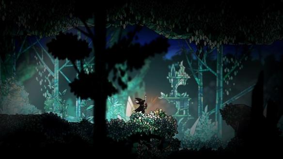 《Gleamlight》游戏截图