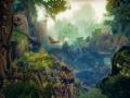 《指环王:咕噜》游戏截图-4