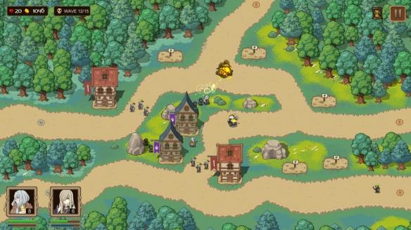 《进击的哥布林》游戏截图