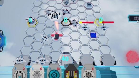 《卡门线:战争边缘》游戏截图