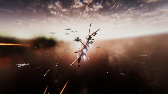 《太空缠斗》游戏截图