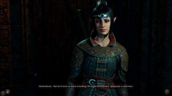 《博德之门3》游戏截图2