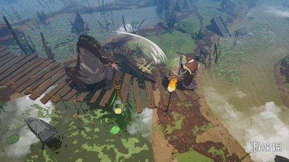 《米德加德部落》游戏截图