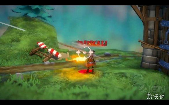 《城堡风暴2》游戏截图