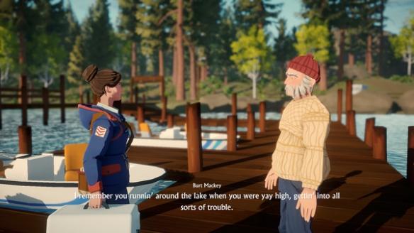 女性主角开放世界冒险游戏《Lake》游侠专题站上线