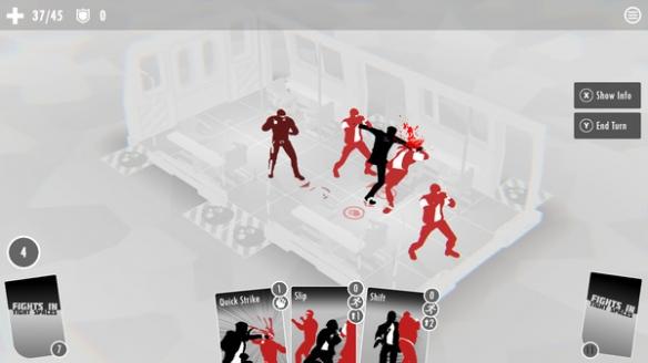 卡牌打拳 回合制策略游戏《Fights in Tight Spaces》专题上线