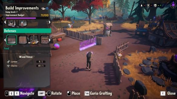 《空穴》游戏截图