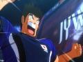 《足球小将:新秀崛起》游戏截图-4小图