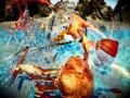 《螃蟹大战》游戏截图-6