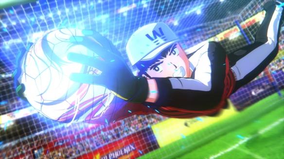 《足球小将:新秀崛起》游戏截图