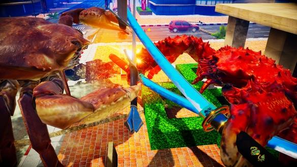《螃蟹大战》游戏截图
