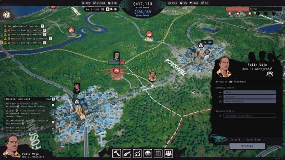 《卡特尔大亨》游戏截图-3