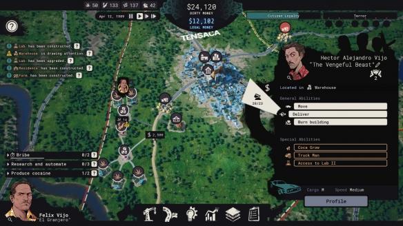 《卡特尔大亨》游戏截图-7