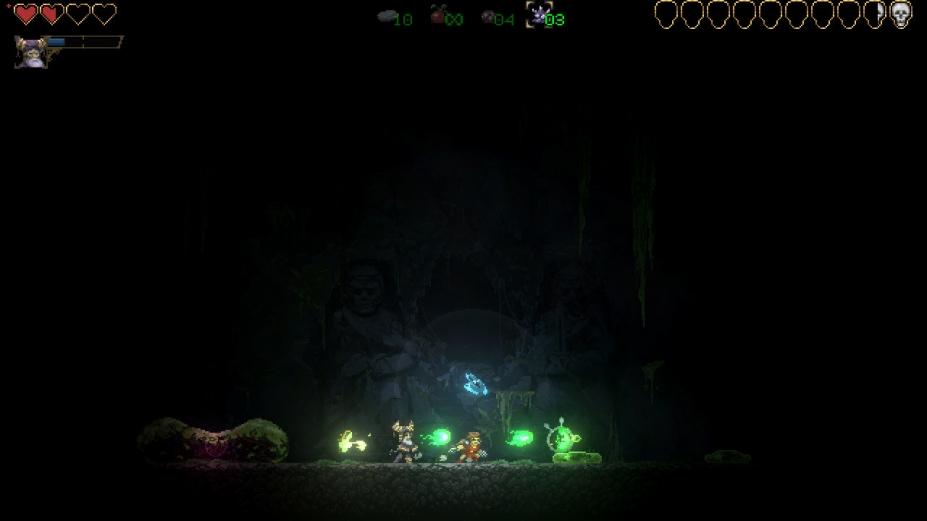 蝙蝠人:古代洞窟的谜团 免安装绿色中文版