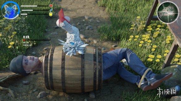 《神奇之鸡》游戏截图