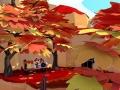 《纸片马里奥:折纸国王》游戏截图-3小图