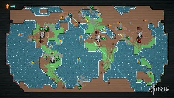 《Tanklike》游戏截图