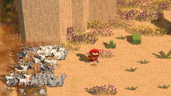 《山谷中的混乱》游戏截图2