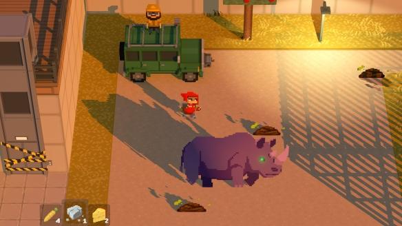 《山谷中的混乱》游戏截图3