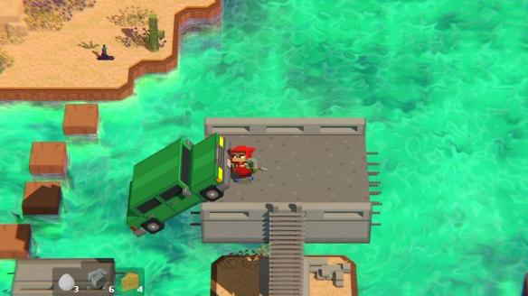 《山谷中的混乱》游戏截图4