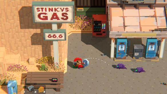 《山谷中的混乱》游戏截图