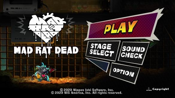 《疯鼠之死》游戏截图1