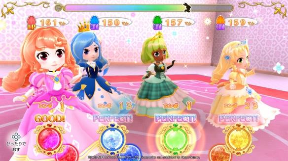 《漂亮公主派对》游戏截图