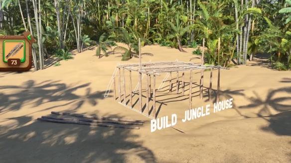 《丛林小屋》游戏截图-2