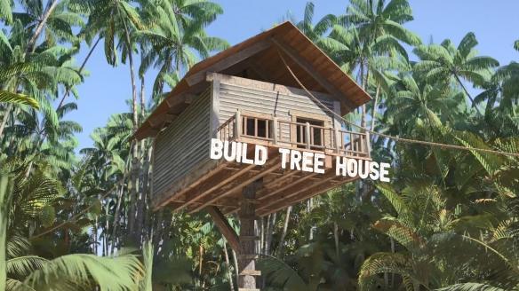 《丛林小屋》游戏截图6