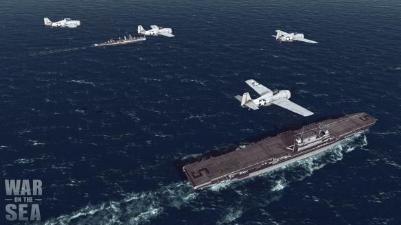 《海上战争》游戏截图