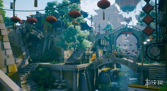 《黄昏二眠儿街》游戏截图