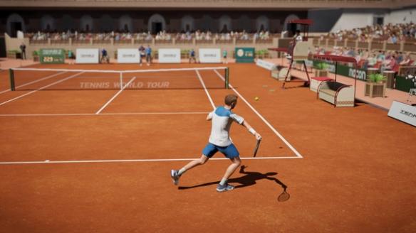 《网球世界巡回赛2》游戏截图4
