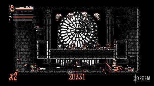 《黑白墓地:重制版》游戏截图