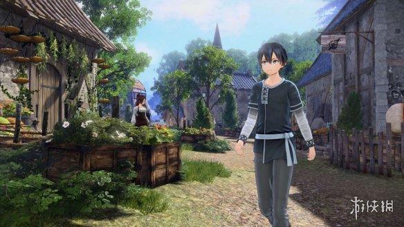 日式RPG《刀剑神域:彼岸游境》官方中文版发布!