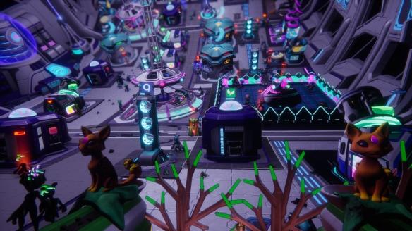 宇宙题材星际探险游戏《星际乐土太空基地》专题上线