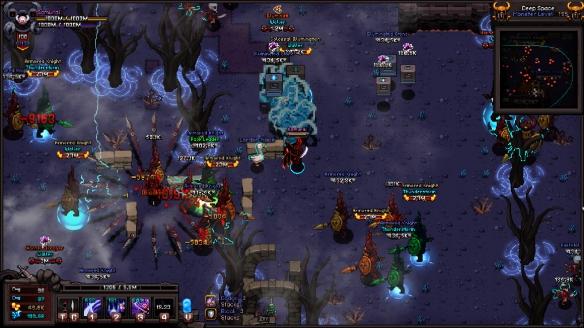 《英雄攻城》游戏截图2