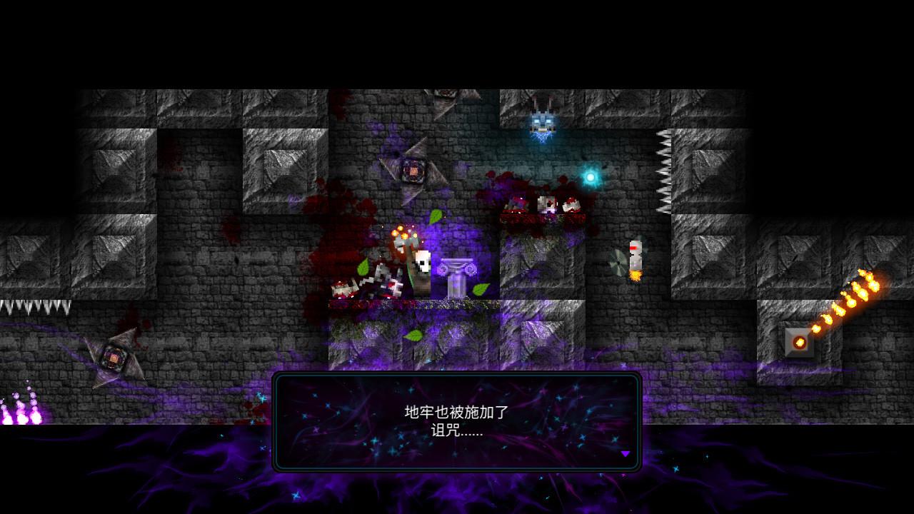 烛火地牢2:猫咪的诅咒/单机.同屏多人 v0.2.0插图