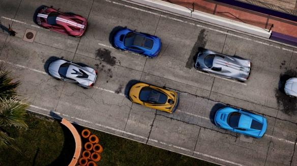 《速度与激情十字街头》游戏截图2