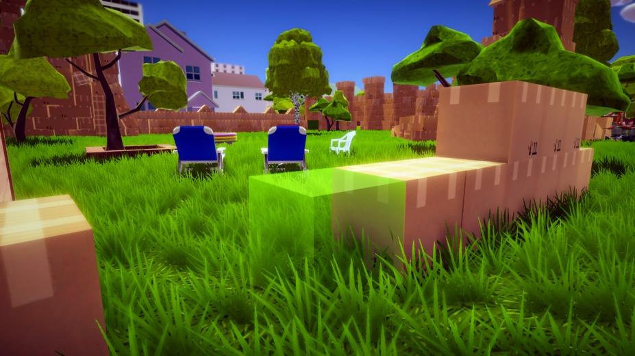 纸箱城堡 免安装绿色中文版,纸箱城堡下载,纸箱城堡中文版下载
