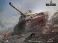 《坦克世界》游戏截图-4小图