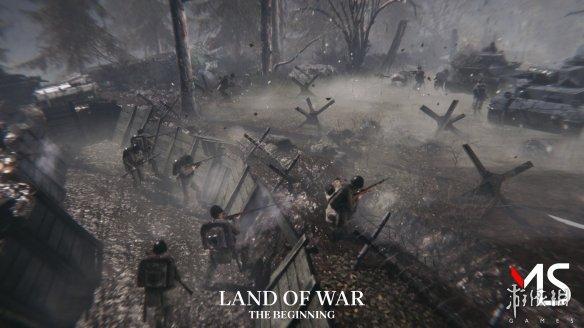 二战波兰战场题材射击游戏《战争之地-开始》专题上线!