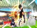 足球小将新秀崛起游戏壁纸-1小图